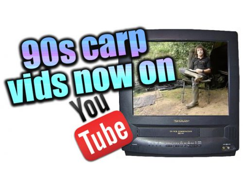 Classic Angling from the 80s & 90s on Youtube – Getting Noticed!